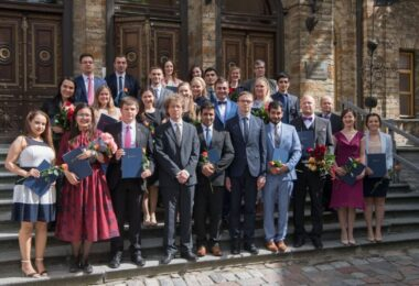 ON MAY 26 THE STUDY GROUP OF 2016/2017 GRADUATED FROM THE ESTONIAN SCHOOL OF DIPLOMACY