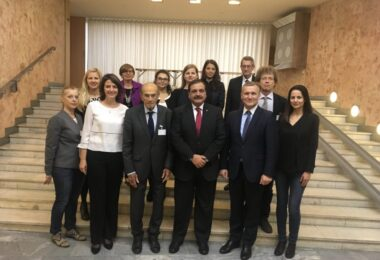 Tallinn hosted the 6th Inter-Institutional Steering Group Meeting of the Anna Lindh Foundation