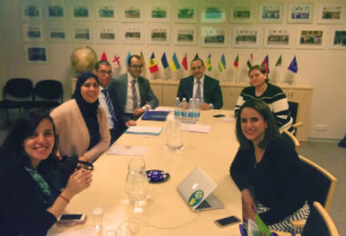 Arab Diplomats visit Tallinn for a five-day study trip organised by the Estonian School of Diplomacy
