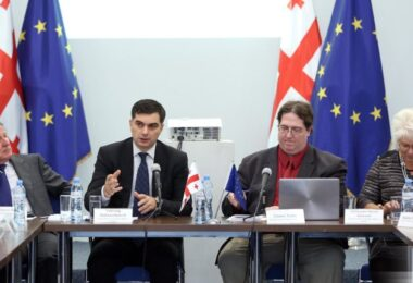 Seminar: Georgia's Path towards the European Union: Next Steps after the Eastern Partnership Summit