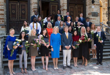 On 11 June our class of 2021 successfully completed the challenging academic year