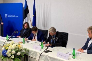 EDK on alustamas kolmepoolset koostööprojekti Ukraina Diplomaatilise Akadeemia võimekuse kasvatamiseks